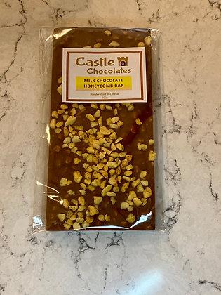 100g Milk Chocolate Honeycomb Bar