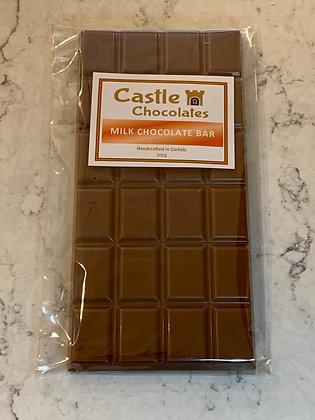 100g Milk Chocolate bar