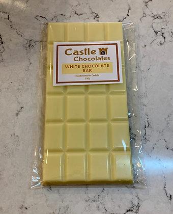 100g White Chocolate Bar