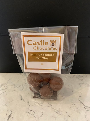 Milk Truffles 6 Pack