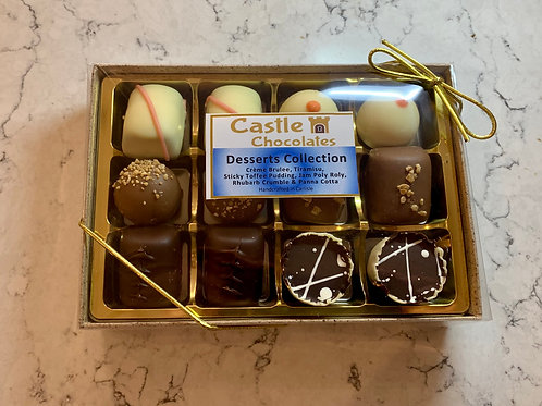 Desserts Collection 12 pack