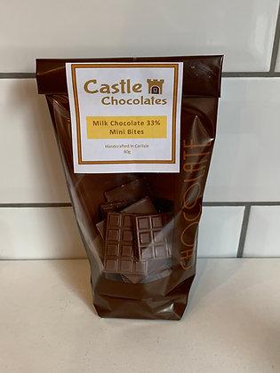 Milk Chocolate Mini Bites