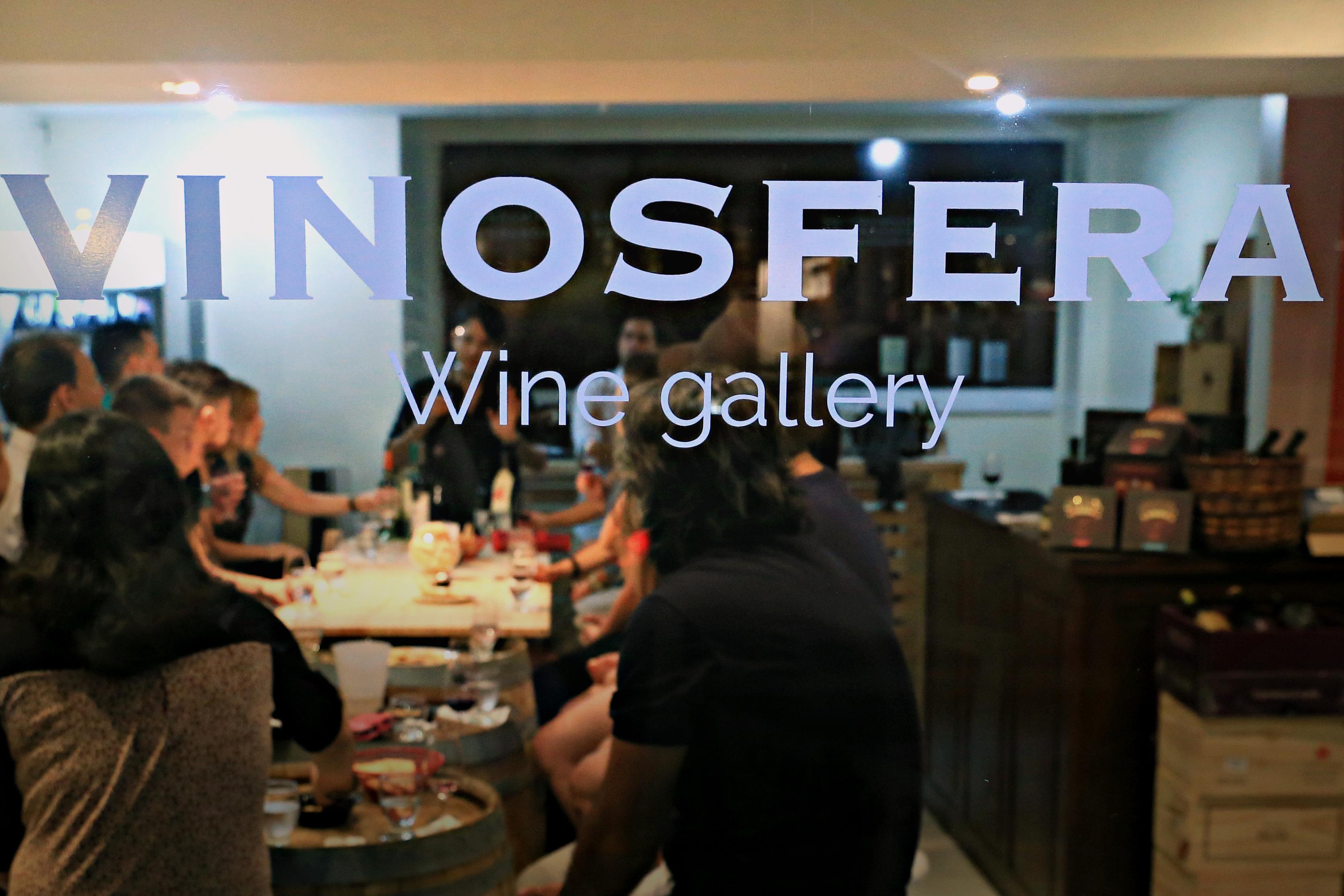 Vinosfera Wine Gallery