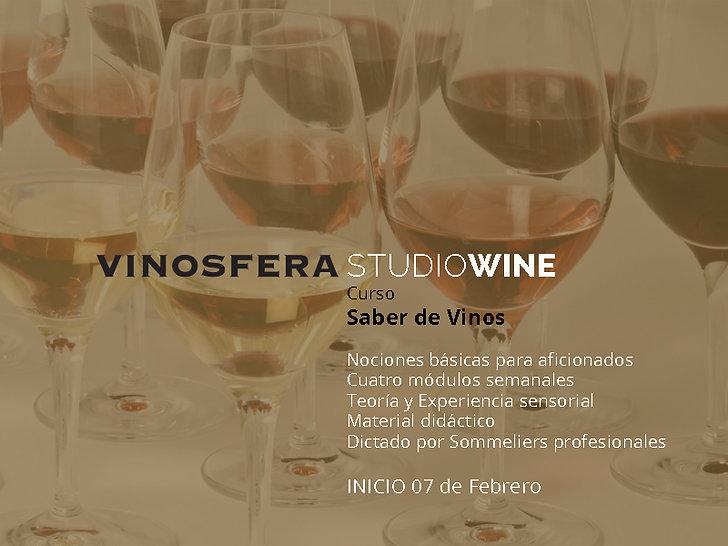 Curso Saber de Vinos en Vinosfera, Palermo Soho