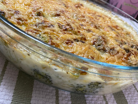 La receta de la Salsa Blanca.