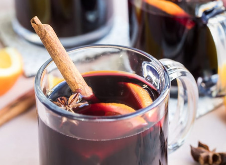 La receta del Vin chaud (vino caliente)