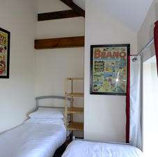 Flamborough View Small Twin Room
