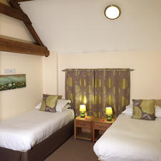 Flamborough View Twin Room