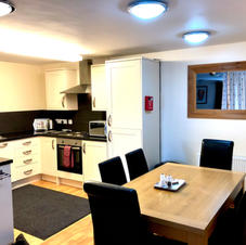 Flamborough View Kitchen & Dining Area