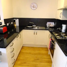 Filey View Open Plan Kitchen