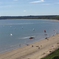 Filey Bay - 5 Miles Of Sandy Beaches