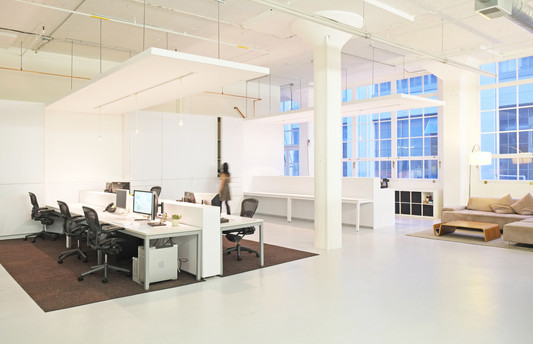 Heist Commercial Interiors