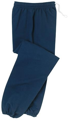 Youth Cotton Track Pant (182B)