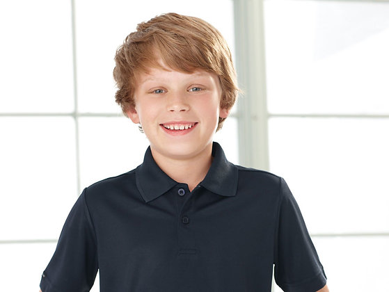 Youth Moreno Short Sleeve Polo Golf Shirt (56252)