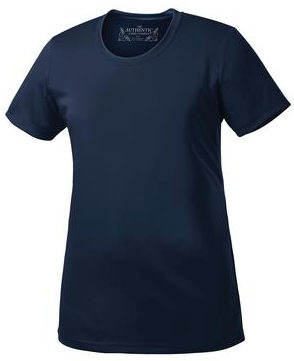Women's Short Sleeve Athletic T-Shirt (L350)
