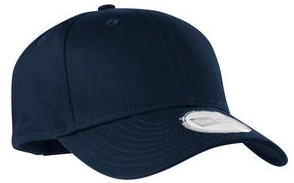New Era Flat Bill Cap (NE400)