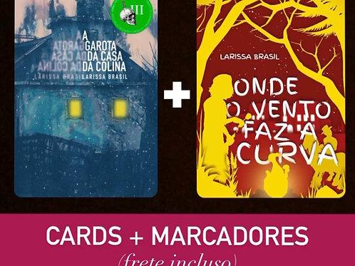 COMBO (AGCC + OVFC+ CARDS + MARCADORES + FRETE NACIONAL