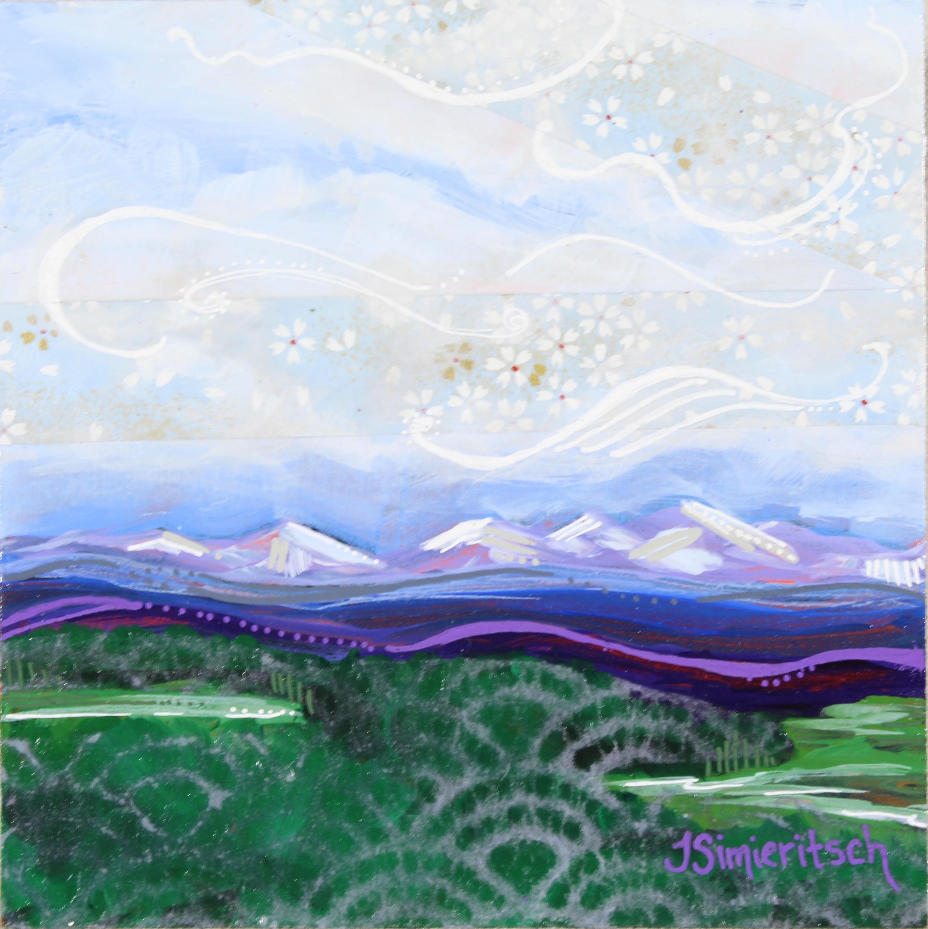 Swirly Skies