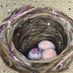 Nest in Pink