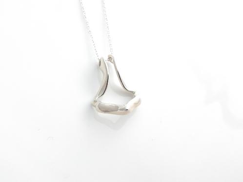Gazelle Ring Holder Necklace