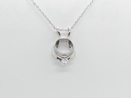 Ring Holder Necklace: Embrace