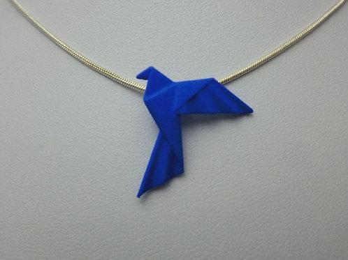 Origami Dove Pendant