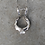 Thumbnail: Ring Holder Necklace: Embrace