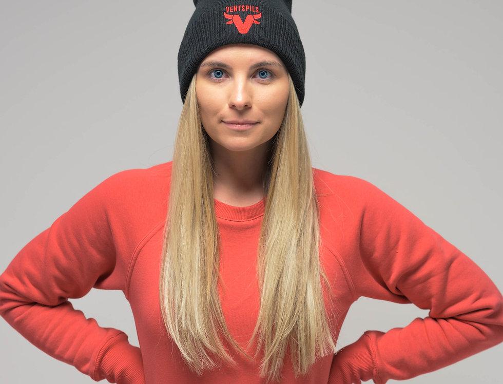 Cepure / Ventspils / melna