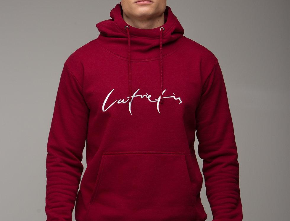 Latvietis - džemperis ar kapuci