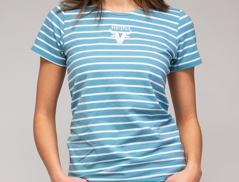 T - shirt blue / W