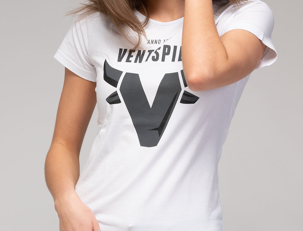 T - shirt white / W