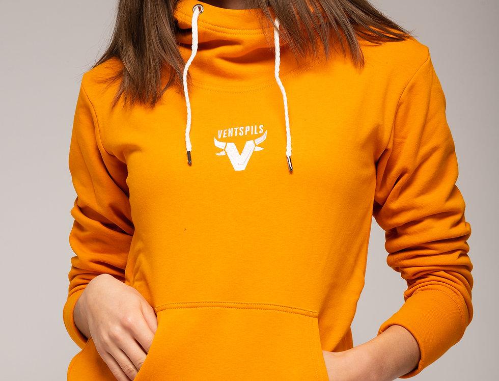 Hoodie orange / W