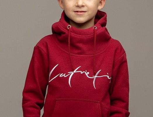 Latvietis bērnu džemperis ar kapuci