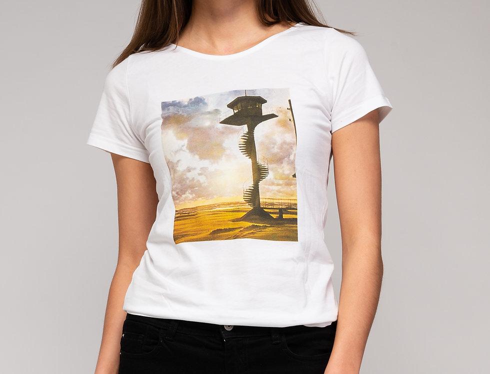 T - shirt PRINT / W
