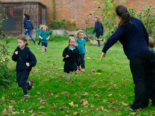 Cross Country - EYFS and KS1