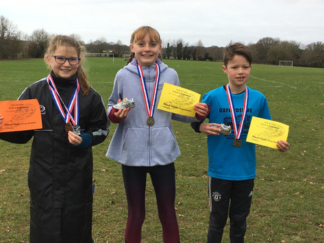 Running News - Chiltern Edge and County Finals