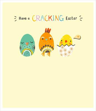 Have a Cracking Easter!