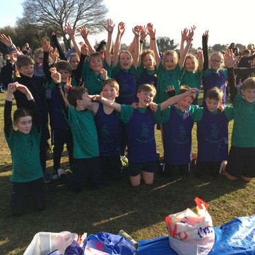 Pupils shine at South Oxon Cross Country Qualifying Round