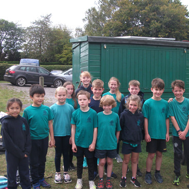 Success at Stoke Row Cross Country