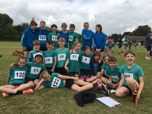 Y3/4 Team to compete at Tilsley Park in the Quadkids County Final