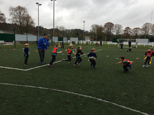 KS1 Tag Rugby Festival