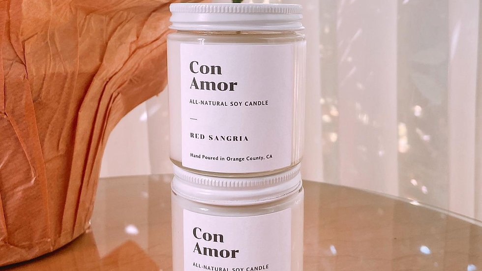 4 oz Soy Wax Candle