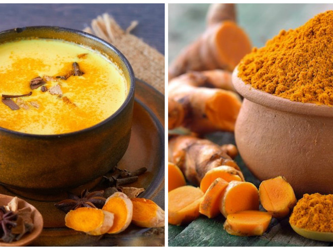 Making Turmeric Latte & Why It's So Good For You!