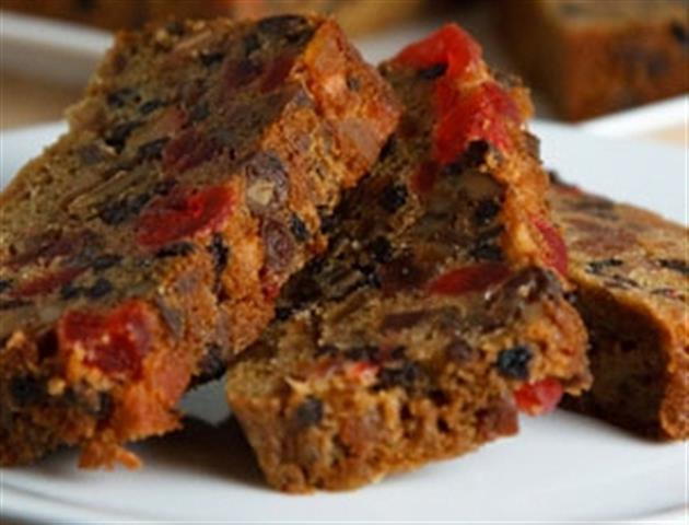 Best Ever Fruit Cake Recipe