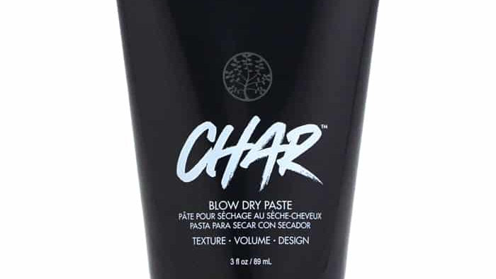 Char Blow Dry Paste