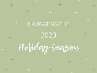 2020 Holiday Season