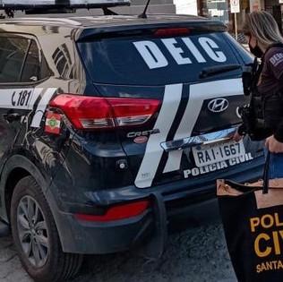Operação da Polícia Civil  para coibir falsificação de suplementos