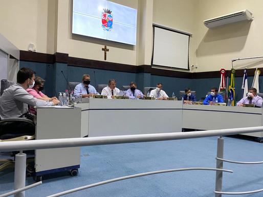 Câmara propõe ajuda financeira à Polícia Civil de Pomerode