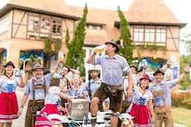 Festa Pomerana pode acontecer em Junho