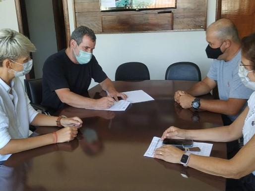 Rio dos Cedros incentiva a Formação Técnica da Área de Saúde